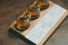 This Is A Cocktail Blog.: Whiskey Flights at Bub City
