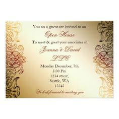 invitation wordings for opening a shop