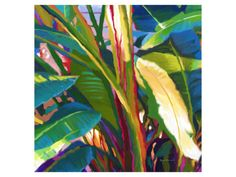 Known for his floral still lifes and tropical seascapes, Rick Novak& work transports his viewer to a balmy, beachy paradise. This bright gallery& piece depicts a lush array of palms in island& hues, sure to add a pop of color to your decor. Canvas Art Prints, Canvas Wall Art, Artwork Wall, Hanging Artwork, Framed Canvas, Painting Canvas, Posca Marker, Palm Tree Art, Palm Trees