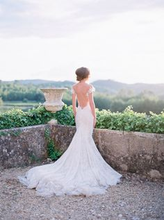 How to Pull Off a Sexy Wedding Dress Without Offending Grandma