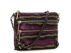Elliott Lucca Messin Leather Crossbody Bag | DSW
