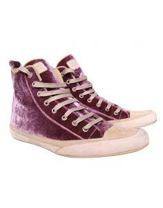 emma hope designer hi-top trainers Shoes For Less, Designer Shoes, High Tops, Trainers, High Top Sneakers, Footwear, Tags, Purple, Fashion