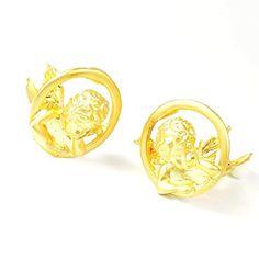 streitstones Engel Metall-Ohrklips vergoldet bis zu 50 % Rabatt streitstones http://www.amazon.de/dp/B00VGSR6UM/ref=cm_sw_r_pi_dp_mb-gvb1G60KRE