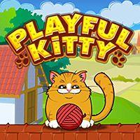 Neşeli kedicik oyununda bu minnoş neşeli kediciğin bir yumak oyun oynaması için bazı engelleri aşmamız gerekiyor. Neşeli kedicik sizin ona yumağı vermenizle mır mır sesler çıkarmaya ve yumakla neşelenmeye başlıyor. İyi eğlenceler!   #kedi #mobile #neşeli kedicik #neselikedicik