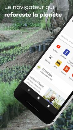 Mes 8 applications favorites | Écolo & Pratiques | Forest Resources, Applications, Life Science, Worlds Of Fun, Renewable Energy, Trees To Plant, Climate Change, Google Play, Stuff To Do