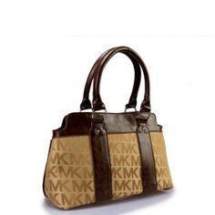84c52adf1e67 Michael Kors Hamilton Print Logo Medium Silver Tote : Michael Kors Factory  Outlet: Designer handbags