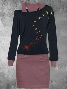Tunics Online, Casual Dresses, Blouse, Long Sleeve, Unique, Fashion Design, Shopping, Clothes, Collection