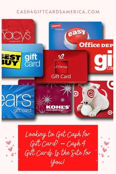 Be it McDonald's, KFC, Domino's Pizza or any other famous store in USA, Cash 4 Gift Cards accepts authentic discounted gift card online. This exchange site will make the digital transaction within 3 hours or less for your physical ,e-card. Keeping it quick and convenient, this dependable cash for gift cards site offers the fastest cash online. Fill in the form to provide details about you and your gift card and after verification, you can expect a flawless monetary transaction to be… Sell Gift Cards Online, Cash Gift Card, Famous Store, Fast Cash, Kfc, Best Gifts, Things To Sell