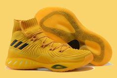 Adidas Crazy Explosive 2017 PK Primeknit Yellow BY4472