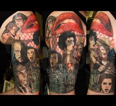 Rocky Horror Picture Show sleeve
