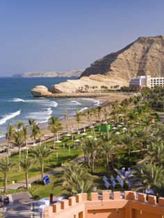 Jissah Beach, Al Jissah, Muscat, Oman. The most beautiful country in the Middle East I have visited!