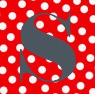 s on polka dots polka dot letters polka dots summer words initials