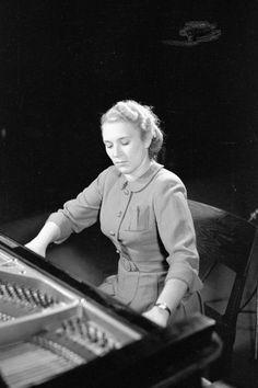 Halina Czerny-Stefańska (December 31, 1922 – July 1, 2001), Polish pianist.