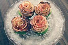 Apfel-Zimt-Rosen mit Blätterteig (Rezept mit Bild)   Chefkoch.de