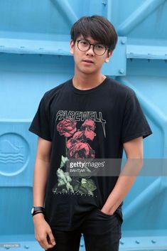 This photo taken on December 28, 2017 shows Indonesian actor and singer Iqbaal Dhiafakhri Ramadhan posing during a photo shoot in Bekasi. /