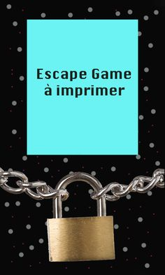 Escape Room Challenge, Escape Games, Tour, Summer Time, Projects To Try, Happy Birthday, Challenges, Activities, Games