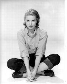 Grace Kelly, I have always connected with her style...