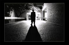 (Night of Noir 2 by_maeleo2049 on dA)  The perfect silhouette?