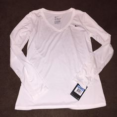 FLASH SALE! Nike Dri Fit Tee  NO TRADES!  Will bundle for a discount. Nike Tops Tees - Long Sleeve