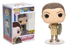 Wonder Woman Exclusive Pops!