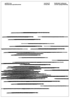 Helmut Schmid — Grafisk Revy 5 (1965)
