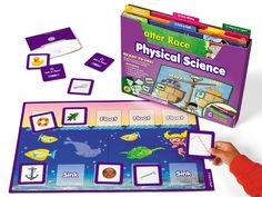 Physical Science File Folder Games