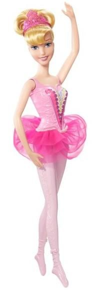 Mattel Mattel, Кукла-балерина Аврора Принцессы Диснея