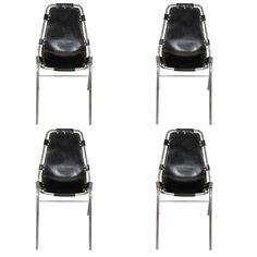 Les Arcs Ski Resort Chairs by Charlotte Perriand