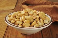 How to Roast Raw Peanuts in an Oven   eHow