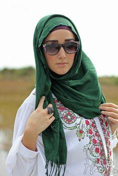 Hijab style #yazthespaz