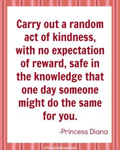 Free Printable Random Acts of Kindness Quote and the 100 Acts of Kindness Week #1 Challenge!