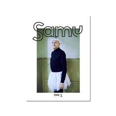 SAMU is an interesting new print magazine about men, gender and feminism. #finland #finnish #print #magazine