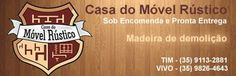 Oficina Móveis Rústicos Madeira de Demolição em itamonte