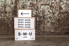 """다음 @Behance 프로젝트 확인: """"Start-Me-Up Labs"""" https://www.behance.net/gallery/37131457/Start-Me-Up-Labs"""