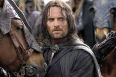 Aragorn.. I'll take him, dirt and all.