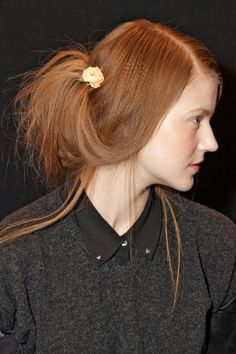 The Great Big Guide To Spring Beauty: I love the new take on Crimping... what do you think beautiful or just ugh?