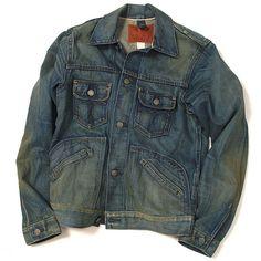 RRL Denim Jacket