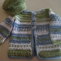 Sven Sweater by moogly | Crocheting Pattern