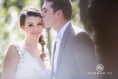 The Keeler Property in Jacksonville Florida.  Bride and Groom