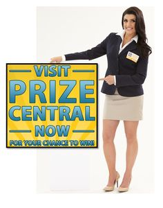 Danielle says #PCH Prize Central (Smiles)