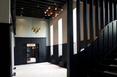 Step Inside | House for an Art Lover - main hall