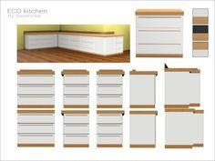 Severinka_'s [ECO kitchen] - counter 03