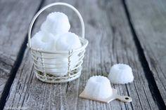 Schnin's Kitchen: Zucker-Gugel - Würfelzucker selbst gemacht