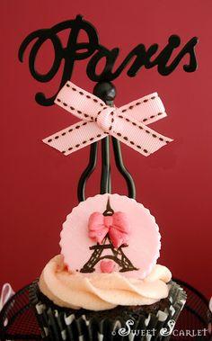 Parisian 40th Birthday Party