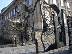 Hungary-Budapest- Budai vár- Koldus kapu