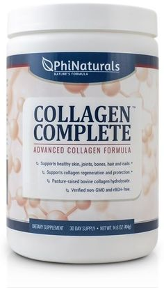 #7 will bring benefits to your entire body.  Collagen is the foundation of your body's structure and is therefor one of the most important supplements you can take to maintain your health.  Discover the top 14 benefits of collagen supplements.