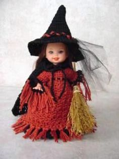 Kelly doll clothes, patterns - Crochet Crafts by Helga