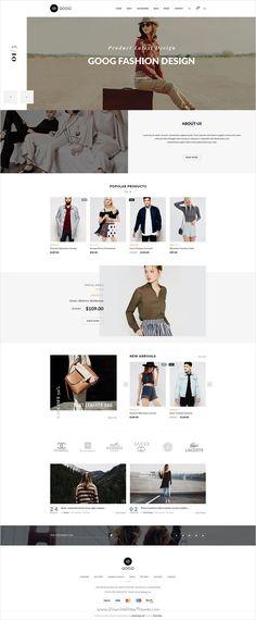 JMS GooG is the premium #Prestashop theme for #fashion #shop, clothes, shoes and accessories store website with 7+ unique homepage layouts download now➩ https://themeforest.net/item/jms-goog-responsive-prestashop-theme/18451536?ref=Datasata