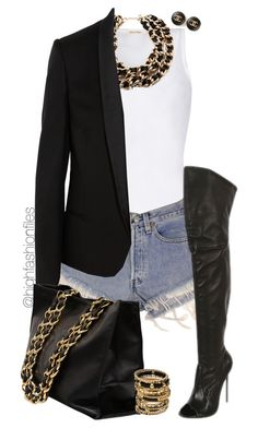 """Boots"" by highfashionfiles ❤ liked on Polyvore"