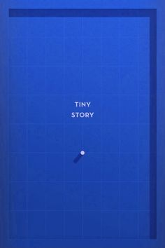 Tiny Story by Sebas  Clim. Once upon a time.  www.sebasandclim.com  Saw this in my motion graphics class and thought it was adorable!